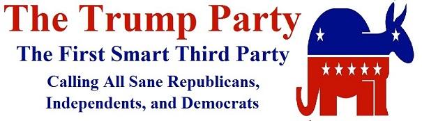 Trump Party Link